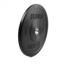 Диск Eleiko амортизуючий XF 5 кг чорний, код: 3002219-05