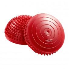 Полусфера массажная балансировочная 4Fizjo Balance Pad Red 160 мм, код: 4FJ0109