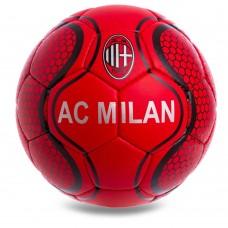 М'яч футбольний PlayGame AC Milan №5, код: FB-0595