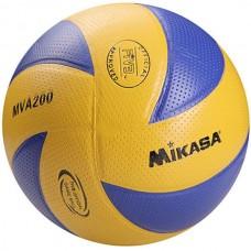 Мяч волейбольный Mikasa, код: MVA200-PVC