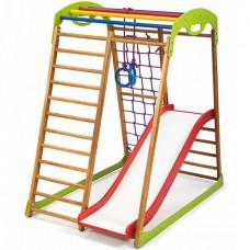 Игровой детский уголок SportBaby BabyWood Plus 1, код: SB-IG48
