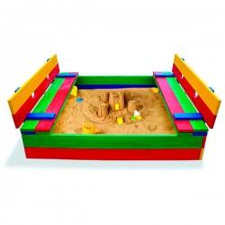 Песочница SportBaby (цветная), код: SB-P11