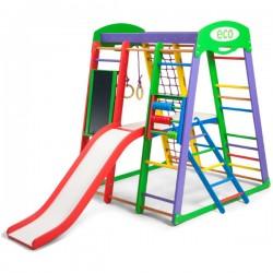 Ігровий дитячий куточок PLAYBABY Акварелька Plus 3, код: SB-IG01