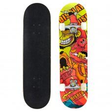 Скейтборд в зборі PLAYBABY 780х200х12 мм, код: SK-0315
