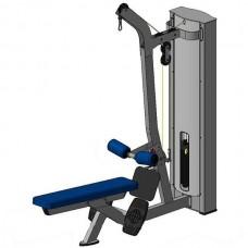 Блок для мышц спины (комбинированный) Xline, код: X118