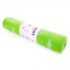 Килимок для йоги FitGo 6 мм, код: 5415-17G