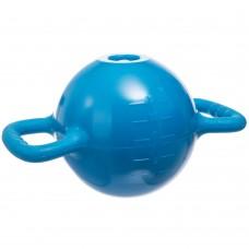 Гиря водоналивная для фитнеса FitGo 360х200 мм, код: FI-1715