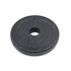 Блины обрезиненные CrossGym Shuang Cai Sports 1,25кг (d-30мм), код: TA-1441-1_25S-S52