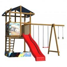 Детский игровой комплекс PlayBaby (Чернигов), код: PBS08