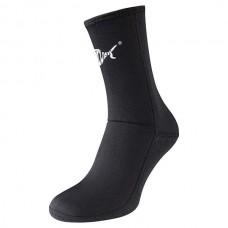 Шкарпетки для дайвінгу Dolvor 5 мм 2XL, код: 3042-2XL