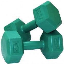 Гантели для фитнесса SportVida 2х4 кг, код: SV-HK0220