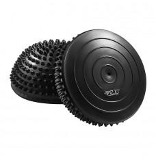 Полусфера массажная балансировочная 4Fizjo Balance Pad Black 160 мм, код: 4FJ0108