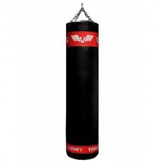 Боксерський мішок V`noks Inizio Black 1500 мм, 50-60 кг, код: RX-60095