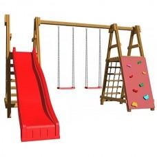 Детский игровой комплекс PlayBaby (Хмельницкий), код: PBS05
