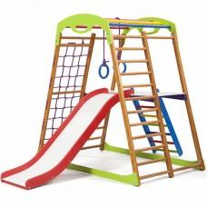 Игровой детский уголок SportBaby BabyWood Plus 2, код: SB-IG32