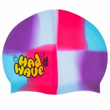 Шапочка для пЛавкання дитяча MadWave Multi Junior, код: M054901-S52