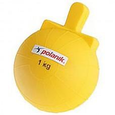 Мяч тренировочный Polanik Nocked 1000 гр, код: JKB-1