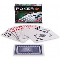 Игральные карты пластиковые PlayGame Poker 54 шт, код: IG-292