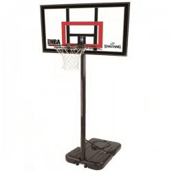 "Баскетбольна стійка Spalding Highlight Acrilic Portable 42"", код: 77799CN"