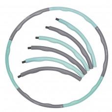 Обруч масажний Hula Hoop SportVida 1000 мм, код: SV-HK0337