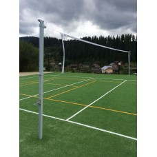 Стойки универсальные для бадминтона, волейбола и тенниса PlayGame, код: SS00022-LD