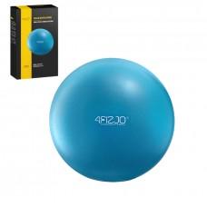 Мяч для пилатеса, йоги, реабилитации 4Fizjo Blue 220 мм, код: 4FJ0140