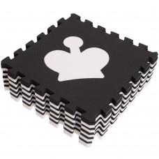 Килимок-пазл дитячий FitGo шахи 300х300 мм (12шт), код: C-3552-S52