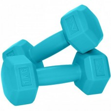Гантели для фитнесса SportVida 2х1 кг, код: SV-HK0217
