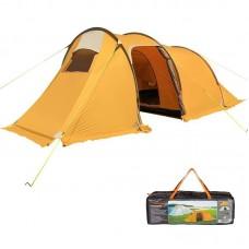 Палатка 3-местная двухслойная Mimir оранжевая, код: MM1017R-WS