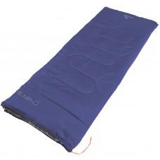 Спальний мішок Easy Camp Chakra/+ 10 ° C Blue Left, код: 928795-SVA