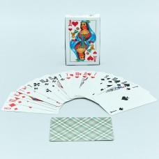 Игральные карты PlayGame с ламинированным покрытием, код: 9811-S52