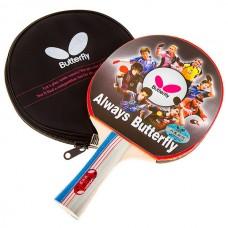Ракетка для настольного тенниса Butterfly 4*, код: TBC-401