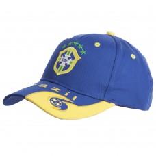 Кепка футбольного клубу Brazil, код: CO-0798-S52