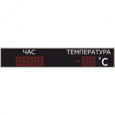 Метеостанция LedPlay (2040х360), код: MM1504