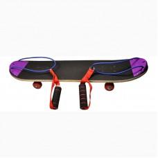 Скейт з ручками PLAYBABY, код: 3812-WS