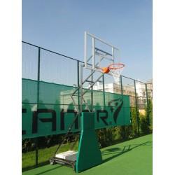 Баскетбольна стійка вулична розбірна PlayGame (с щитом), код: SS00081-LD