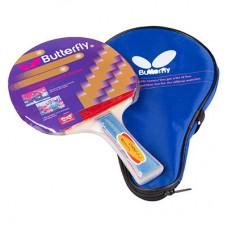Ракетка для настольного тенниса Butterfly Addoy Champ F2, код: F-AC/2