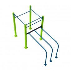 Комплекс гимнастический StreetGym Воркаут, код: SS00667-LD