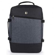 Сумка-рюкзак Gabol Saga Black 34 л (уцінка), код: 927713