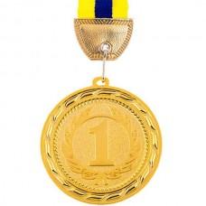 Медаль наградная PlayGame 70 мм, код: 350-1