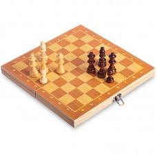 Шахматы настольная игра деревянные на магнитах ChessTour 290x290 мм, код: W6702