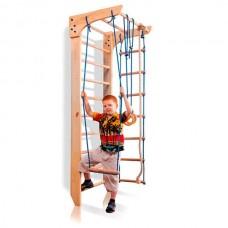 Шведская стенка SportBaby (Kinder), код: SB-K2-220