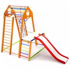 Игровой детский уголок SportBaby BambinoWood Plus 1-1, код: SB-IG34