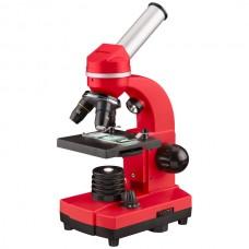 Микроскоп Bresser Biolux SEL 40x-1600x Red + смартфон-адаптер, код: 927061