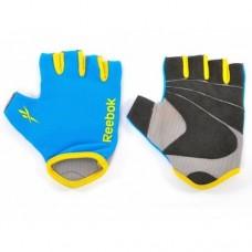 Перчатки для фитнеса Reebok L, код: RAGL-11134CY