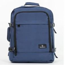 Сумка-рюкзак Members Essential On-Board Navy 44 л, код: 926388