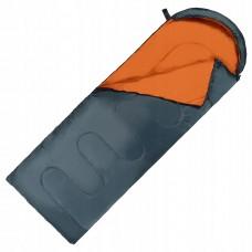 Спальний мішок (ковдра) SportVida +2...+21°C R Navy Green/Orange, код: SV-CC0065
