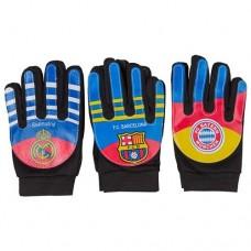 Вратарские перчатки детские/подросток PlayGame, размер 7, код: GC-FW7