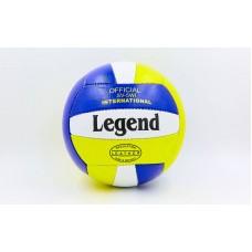 Мяч волейбольный Legend №5, код: LG2004
