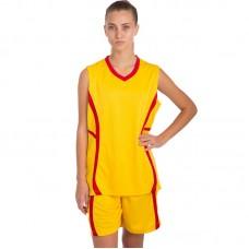 Форма баскетбольна жіноча PlayGame Atlanta S-L (44-50), код: CO-1101-S52